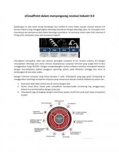 'VCloudpoint: Solusi Investasi Hebat Basis Komputasi Awan'