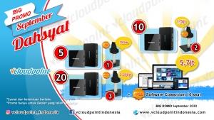 Promo September Dahsyat
