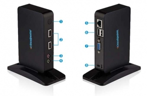 vcloudpoint S100 Interface :